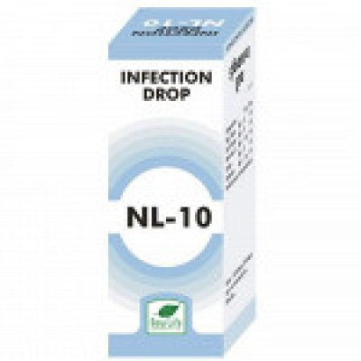 NL 10 Infection Drops (30 ml)