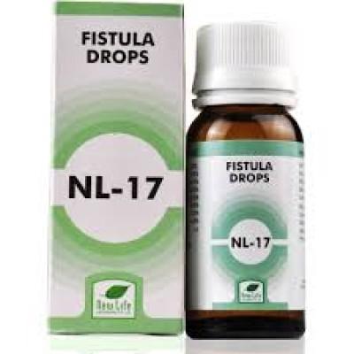 NL 17 Fistula Drops (30 ml)