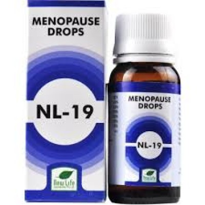 NL 19 Menopause Drops (30 ml)