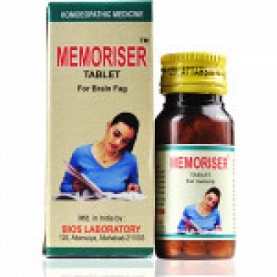 Memoriser Tablet (25 gm)