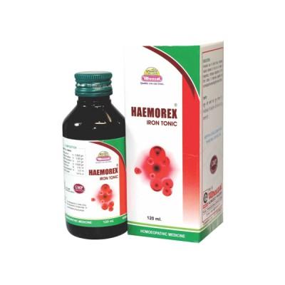 Haemorex Syrup (120 ml)