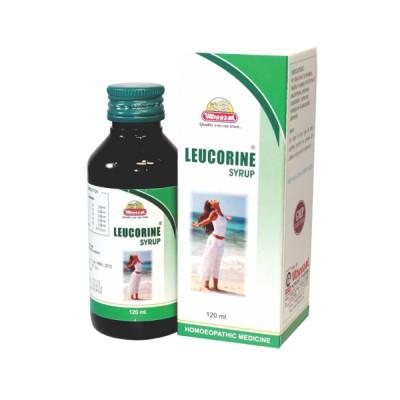 Leucorine Syrup (120 ml)