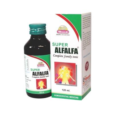 Super Alfalfa Syrup (120 ml)