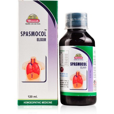 Spasmocol Elixir (120 ml)