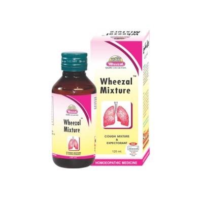 Wheezal Mixture Syrup (120 ml)