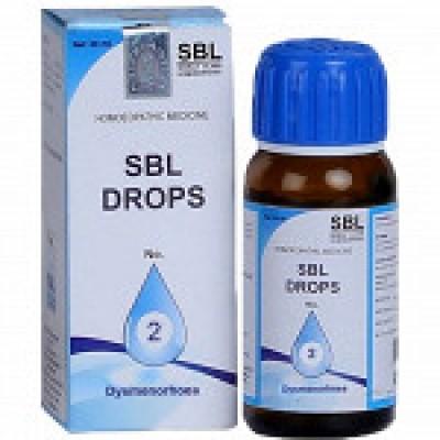 Drops No.2 Dysmenorrhoea (30 ml)
