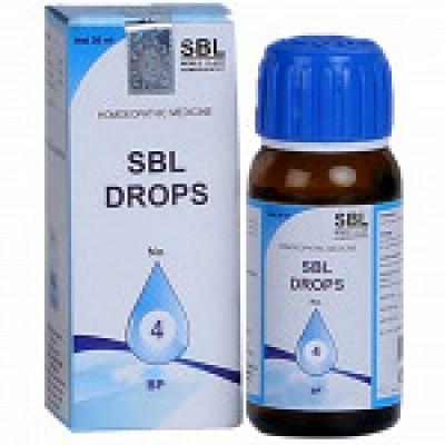 Drops No 4 Hypertension (30 ml)