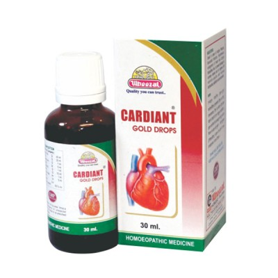 Cardiant Gold Drops (30 ml)