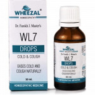 WL-7 Cold And Cough Drops (30 ml)