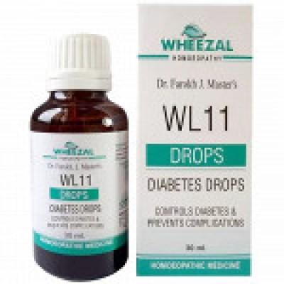 WL-11 Diabetes Drops (30 ml)