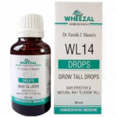 WL-14 Grow Tall Drops (30 ml)