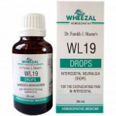 WL-19 Intercostal Neuralgia Drops (30 ml)