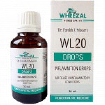 WL-20 Inflammation Drops (30 ml)