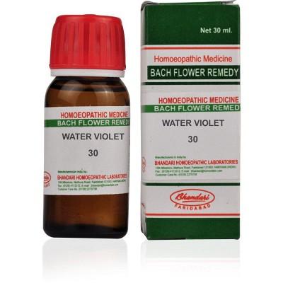 Batch Flower Water Violet (30 ml)