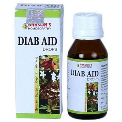 Diab Aid Drops (30 ml)