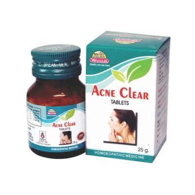 Acne Clear Tablets (25 gm)