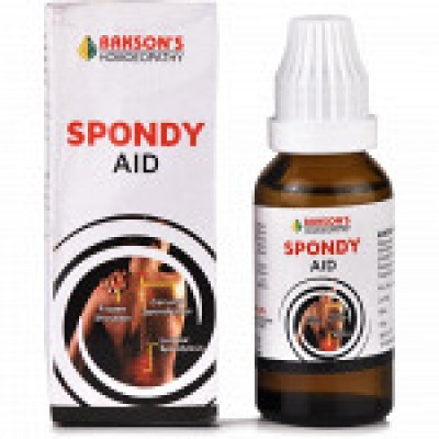 Spondy Aid Drops (30 ml)