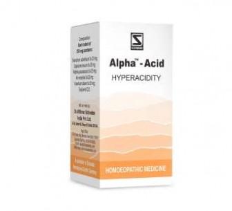 Alpha-Acid (Hyperacidity) (20 gm)