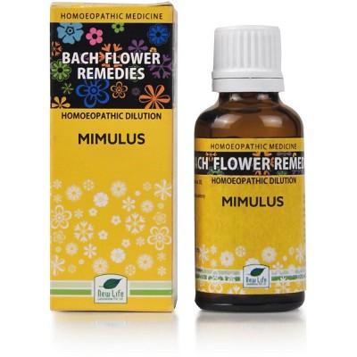 Batch Flower Mimulus (30 ml)