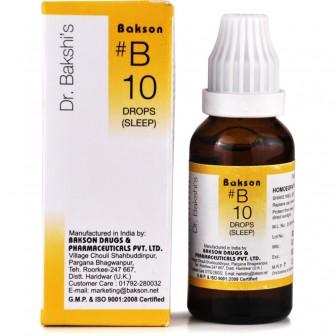 B10 Sleep Drops (30 ml)