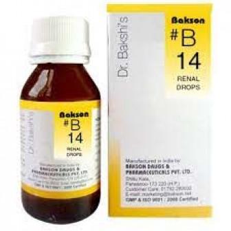 B14 Renal drops (30 ml)