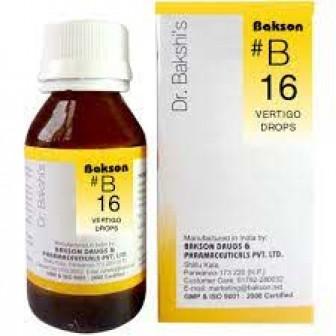 B16 Vertigo drops (30 ml)