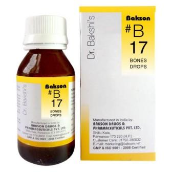 B17 Bones Drops (30 ml)