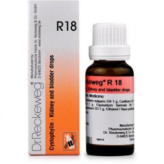 R18 (Cystophylin) (22ml)