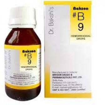B9 Hemorrhoidal Drops (30 ml)