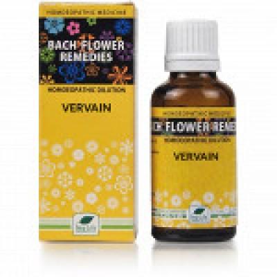 Batch Flower Vervain (30 ml)