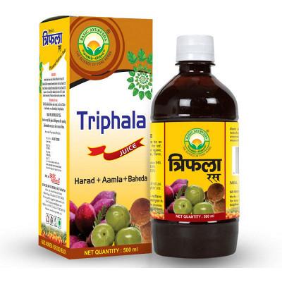 Basic Triphala Ras (500ml)