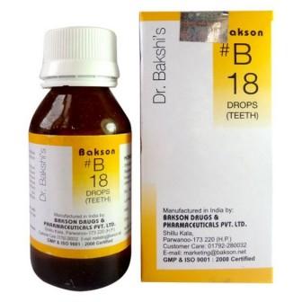 B18 Teeth Drops (30 ml)