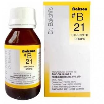 B21 Strength Drops (30 ml)