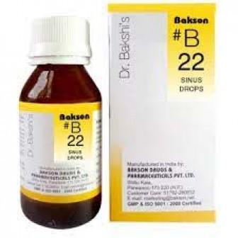 B22 Sinus Drops (30 ml)