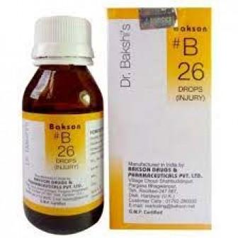 B26 Injury Drops (30 ml)