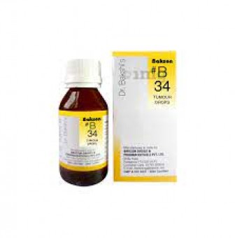 B34 Tumour Drops (30 ml)