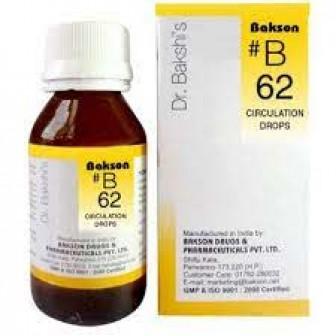 B62 Circulation Drops (30 ml)