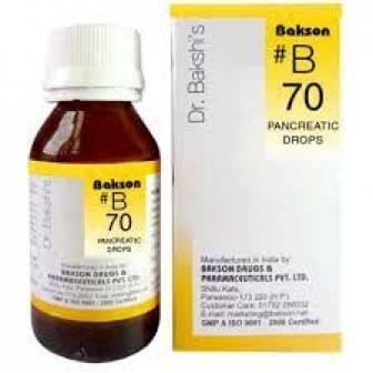 B70 Pancreatic Drops (30ml)