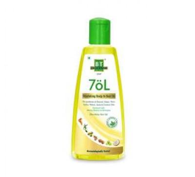 B&T 7 OL Nourishing Scalp & Hair Oil (200 ml)