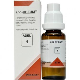 4 (Apo Rheum) (20ml)