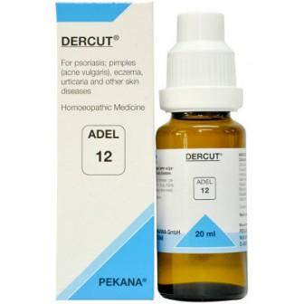 12 (Dercut) (20 ml)
