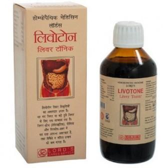 Livotone Liver Tonic (180 ml)