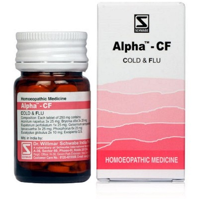 Alpha CF (Cold And Flu) (20g)