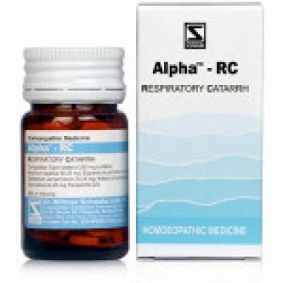 Alpha RC (Respiratory Catarrh) (20g)