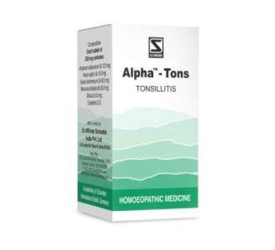 Alpha Tons (Tonsilitis) (20 gm)