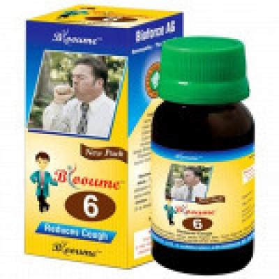 Blooume 6 Biotussin drops (30 ml)