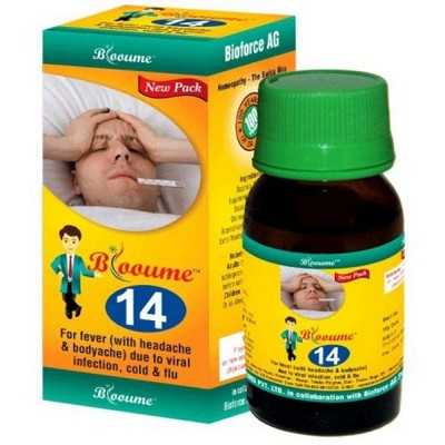 Blooume 14 Fever care drops (30 ml)