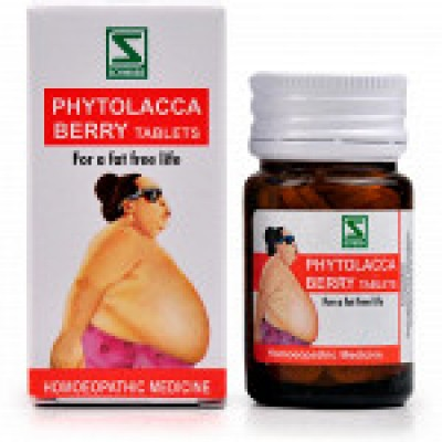 Phytolacca Berry Tablets (20 gm)