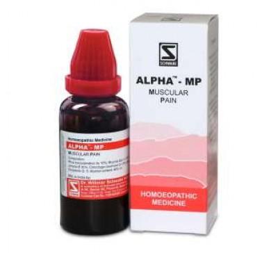Alpha MP (Muscular Pain) (30ml)