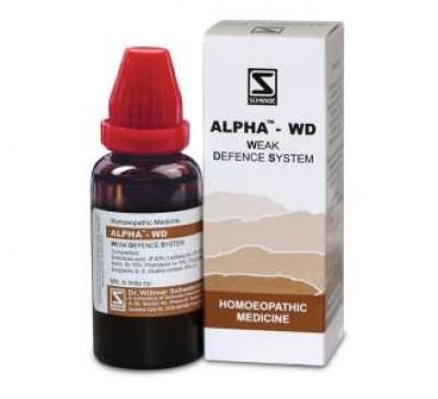 Alpha WD (Weak Defence System) (30 ml)